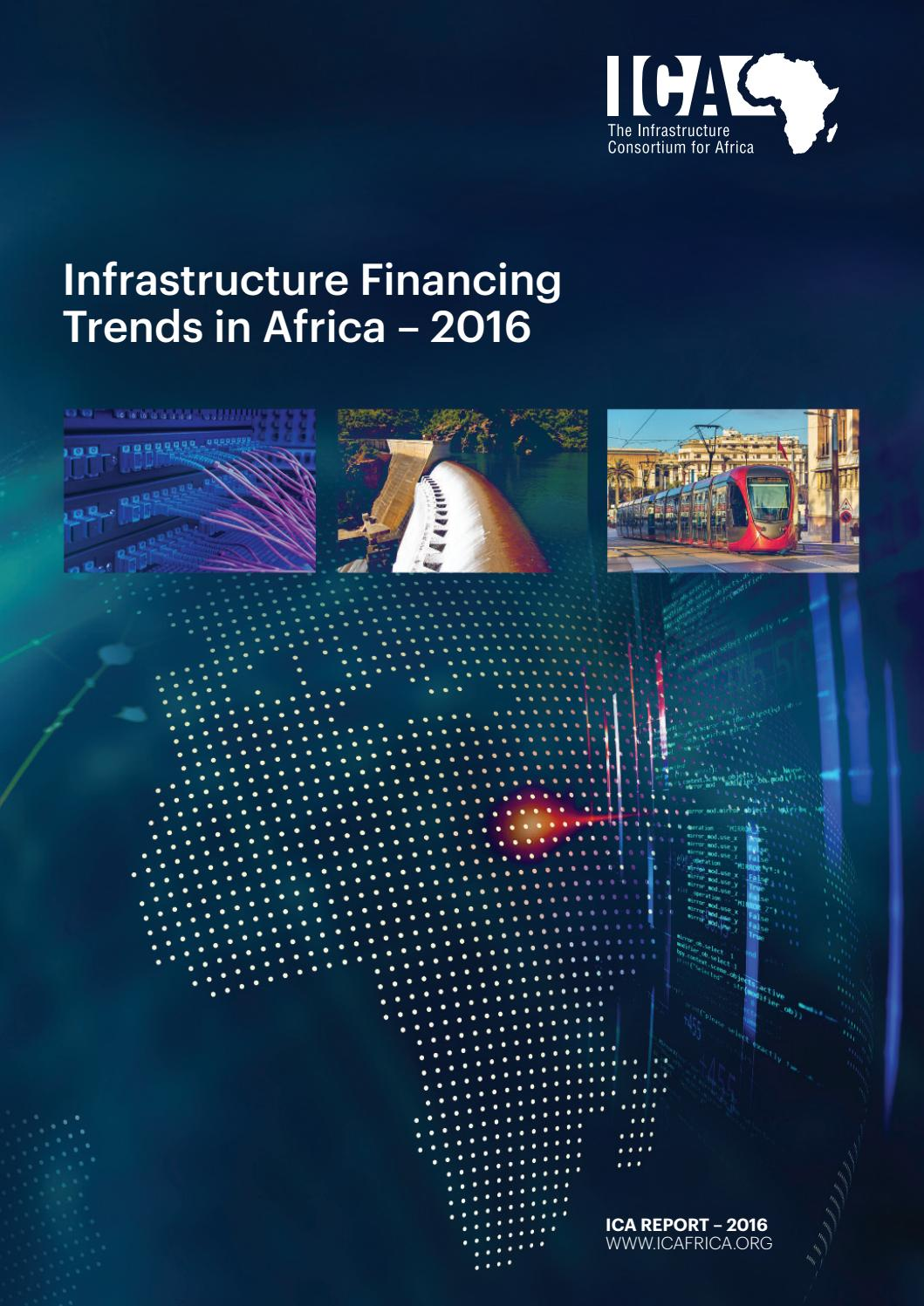 Infrastructure financing trends 2016 by Ilse Nunley - issuu