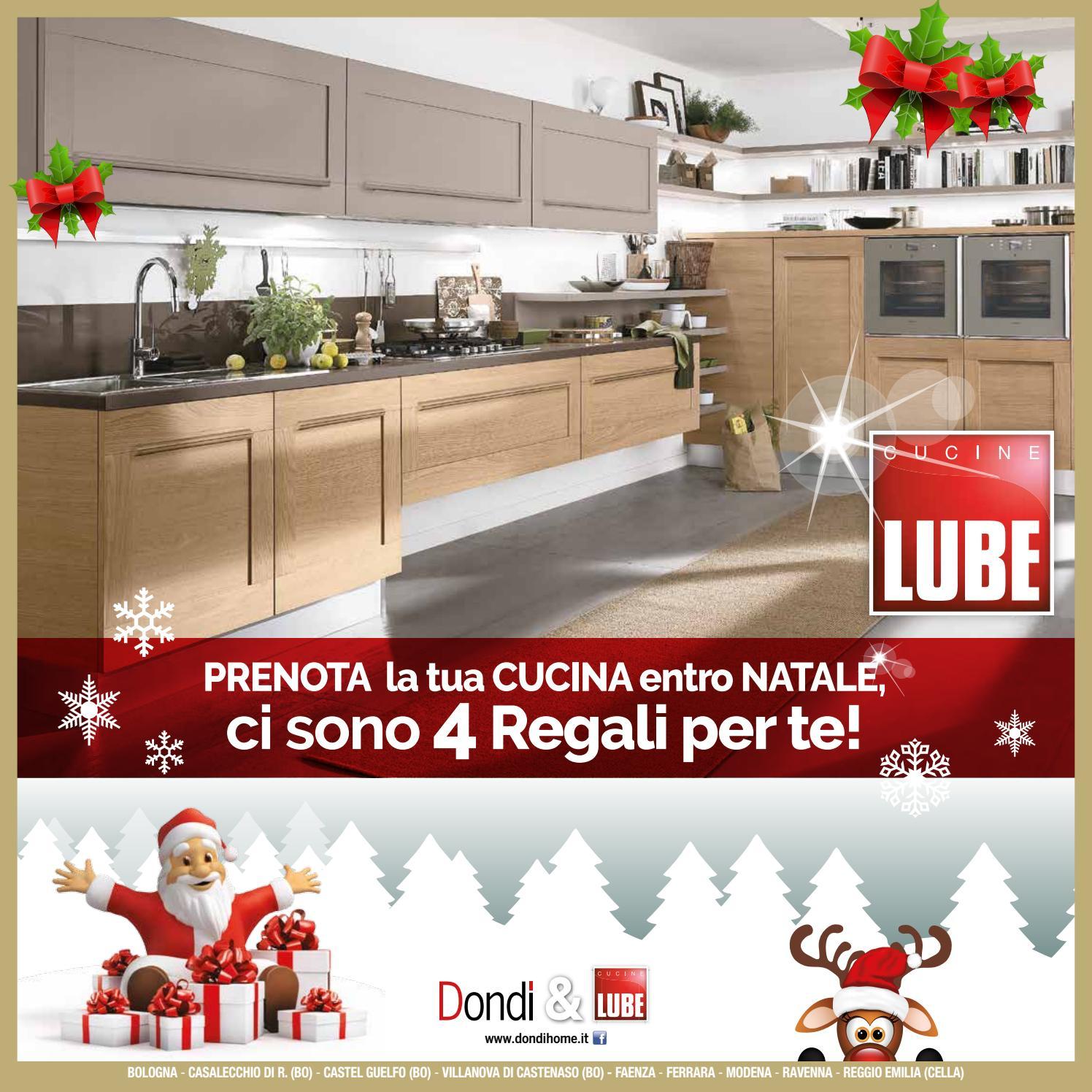 Lube Cucine Natale 2017 by Michele Travagli - issuu