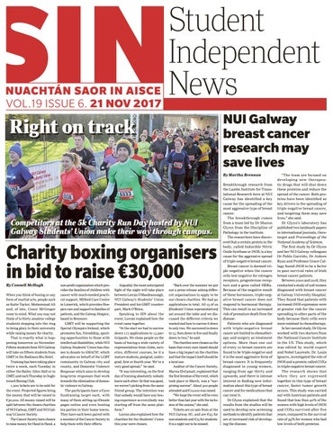 SIN Issue Six Volume 19 by Student Independent News - issuu