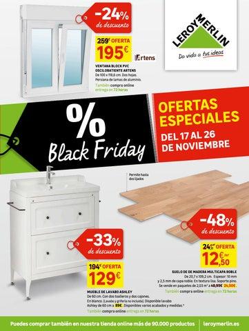 Catalogo Black Friday Leroy Merlin By Ofertas Supermercados Issuu