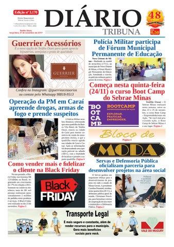 6d1f0849bb Diario do mucuri 21 nov 2017 final by Phillipy Lopes - issuu