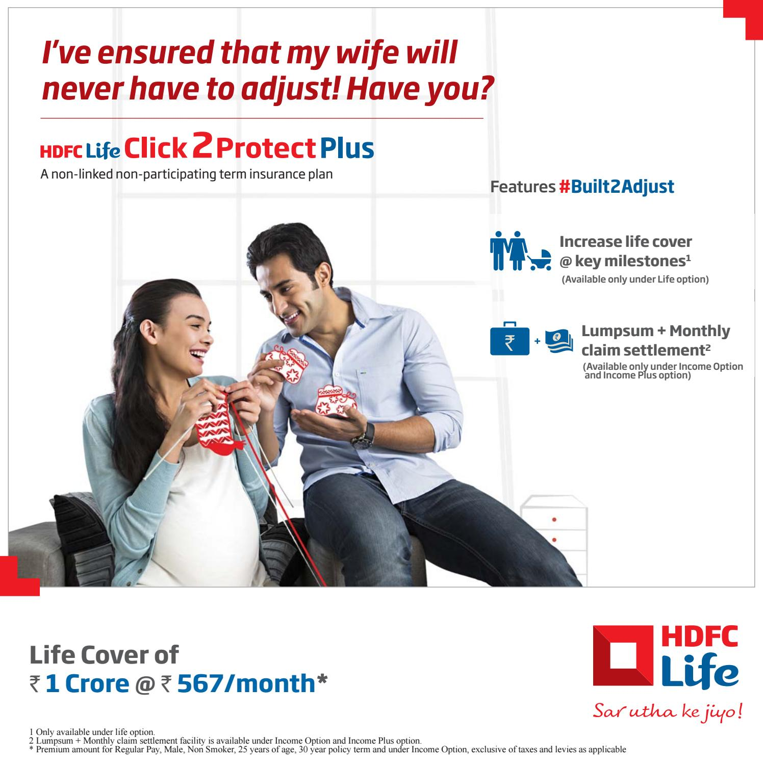 HDFC Health & Life Insurance by HDFC Life - Issuu