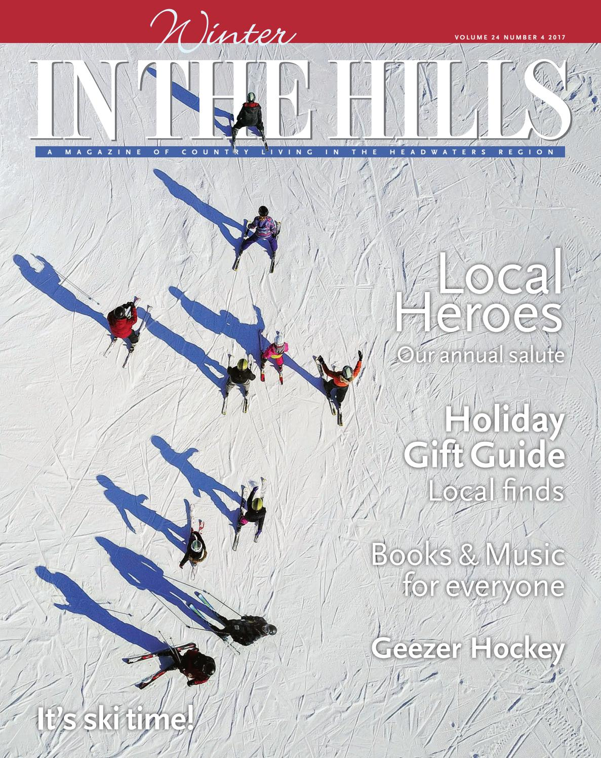 5b741524d190 Winter In The Hills 2017 by In The Hills Magazine - issuu