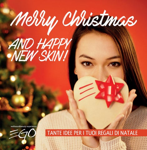 Immagini Estetica Natale.Ego Estetica Natale Regala Un Esperienza Di Benessere A Chi