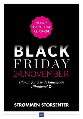 5d9479e9a Black friday by Strømmen Storsenter - issuu