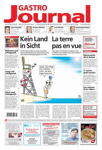 GastroJournal 38/2009 by Gastrojournal - issuu