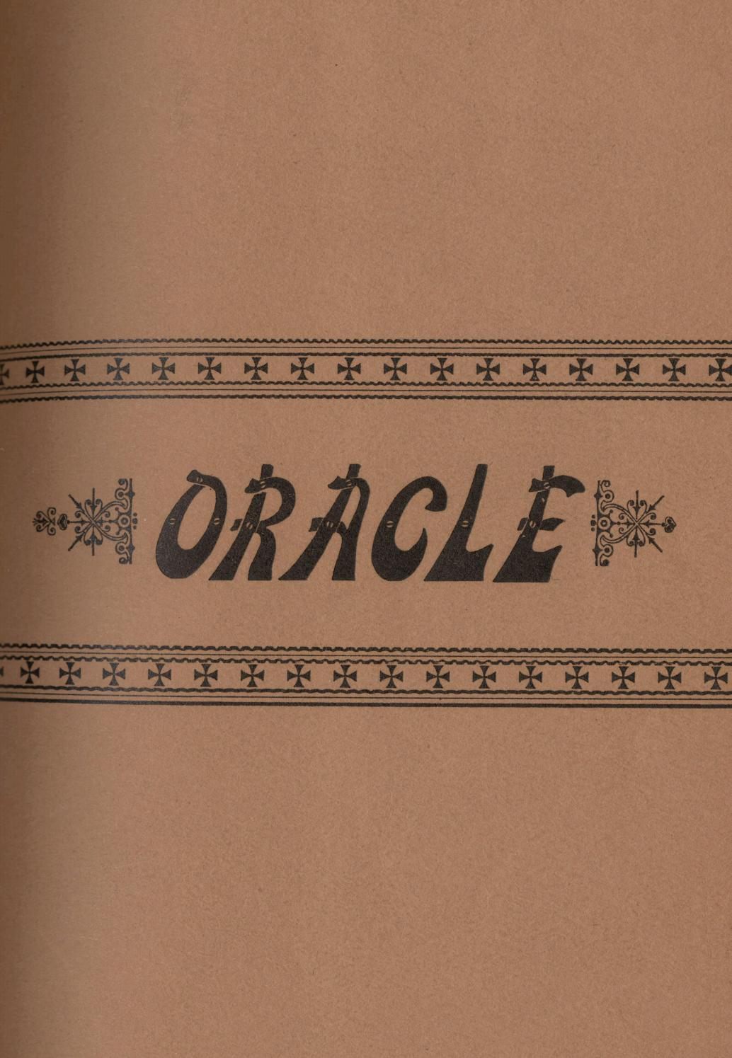 b81a91dcbe0 The Colby Oracle 1882 by Colby College Libraries - issuu