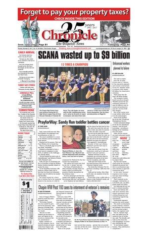 Lcc 11 23 17 By Lexington Chronicle Issuu