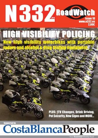N332 Roadwatch Emagazine Issue 10 By Mark Nolan Issuu