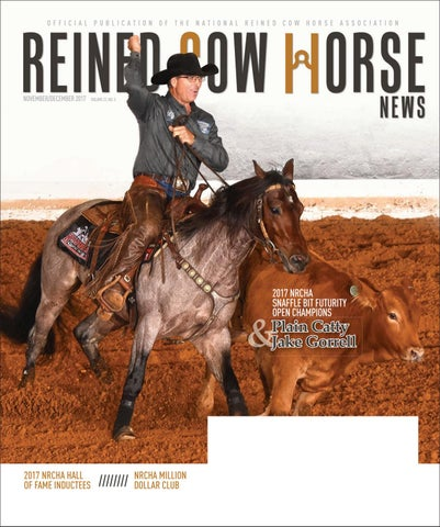 479d2aefcd3 Reined Cow Horse News by Cowboy Publishing Group - issuu