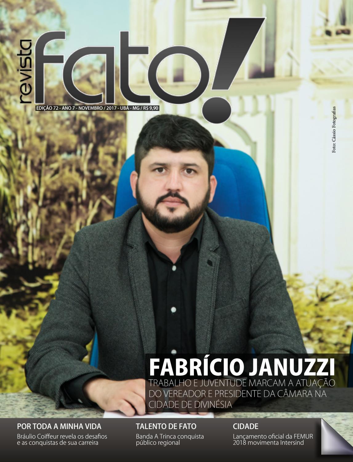 3d29599f2e40f Revista Fato! by Revista Fato! - issuu