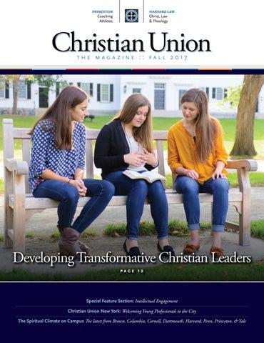 Christian Union the Magazine Fall 2017 by Christian Union