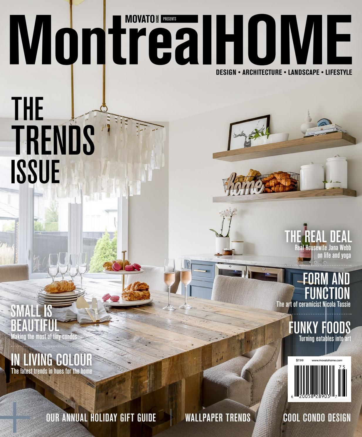 Montreal Home - Trends 2017 by MovatoHome | Design ▫ Architecture ...
