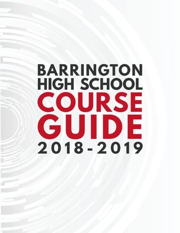 2018-19 Dominican Course Guide by Dominican High School - issuu