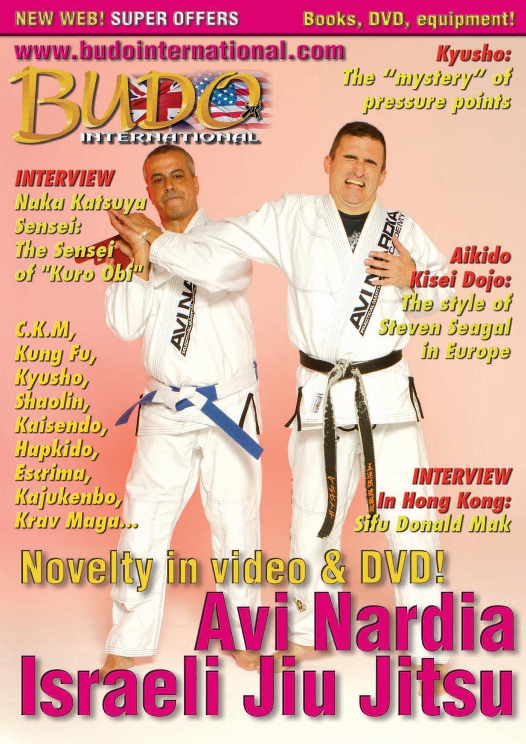 Martial arts magazine budo international 347 – november 2