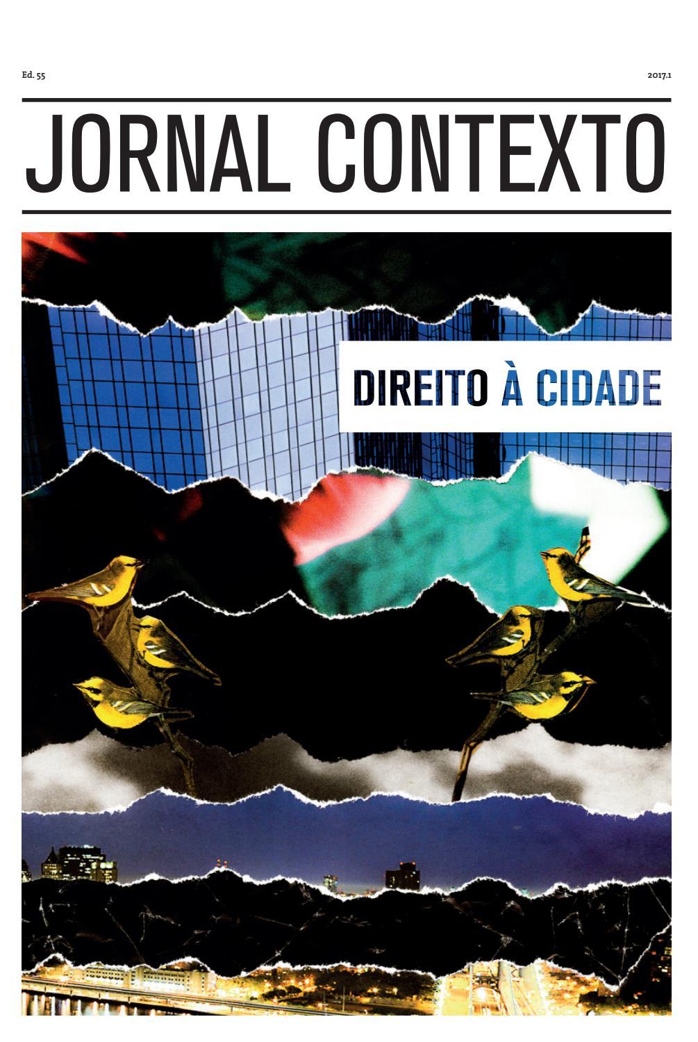 d062f58cb Jornal Contexto 56 by Jornal Contexto (DCOS UFS) - issuu
