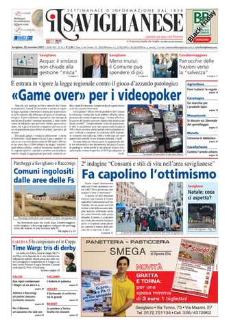 Giornale più antico del Piemonte A l é mej avej regôla che rendita d6e995ada89d