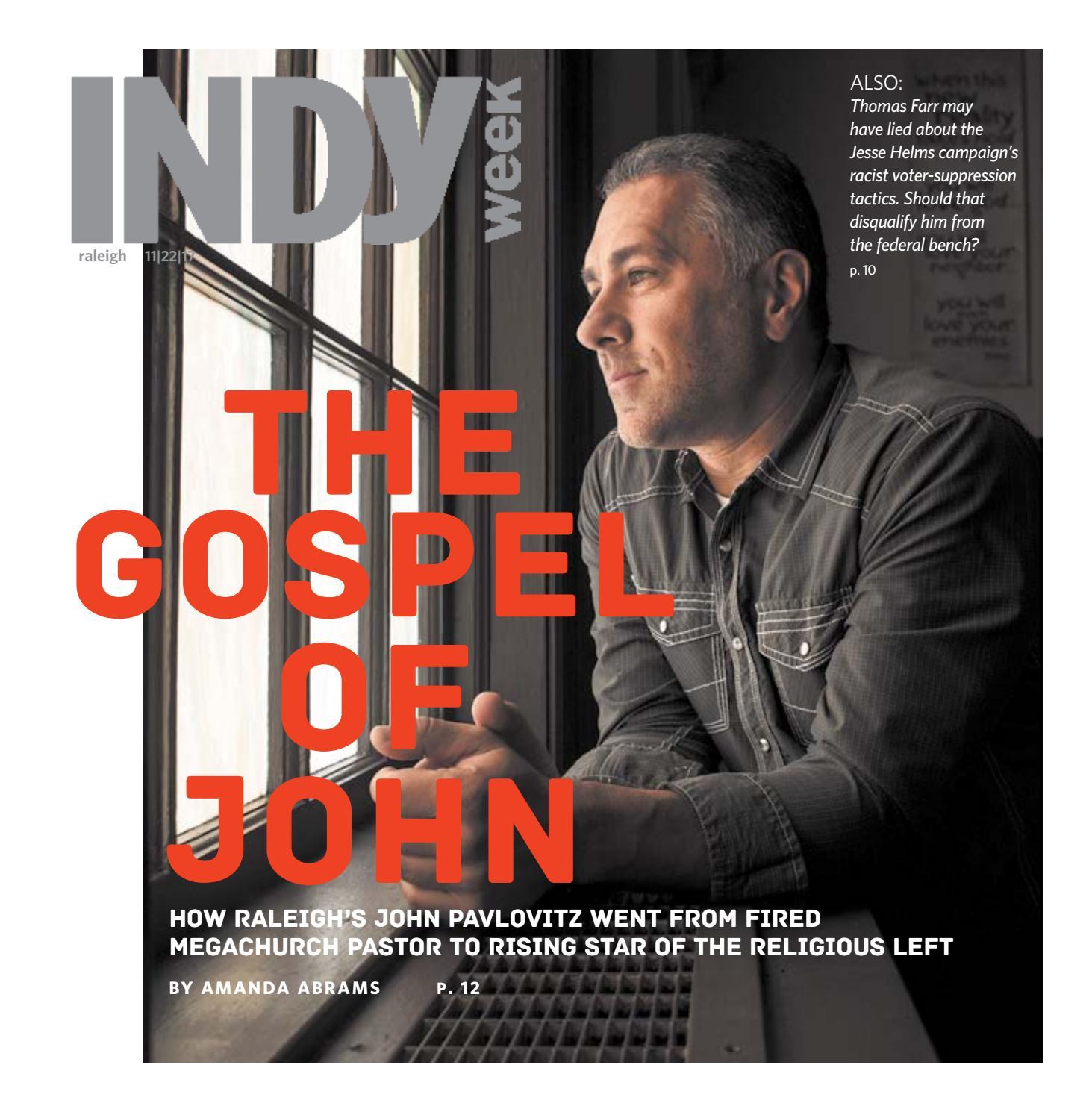 Indy Week 11 22 17