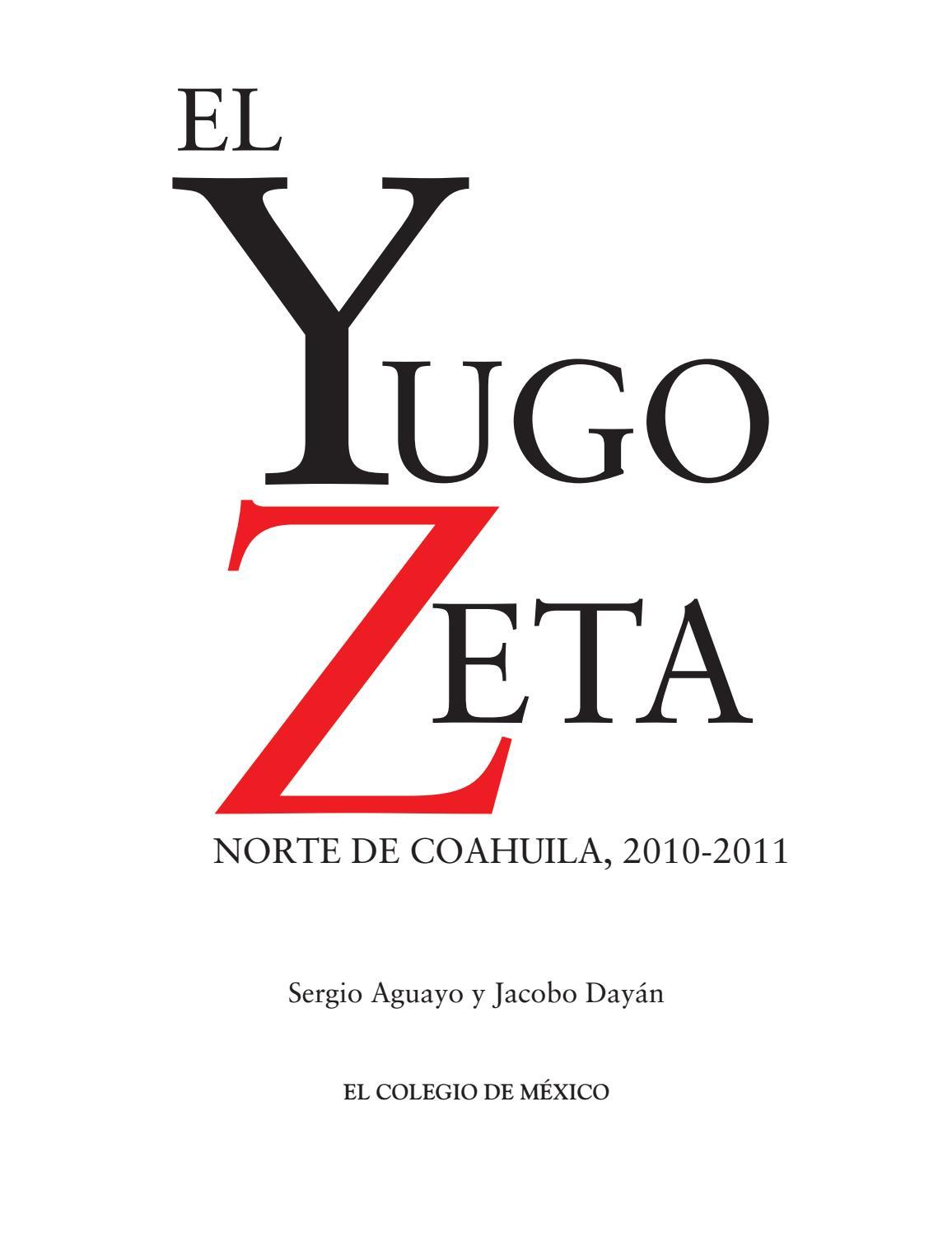 El yugo zeta by pajaropolitico - issuu