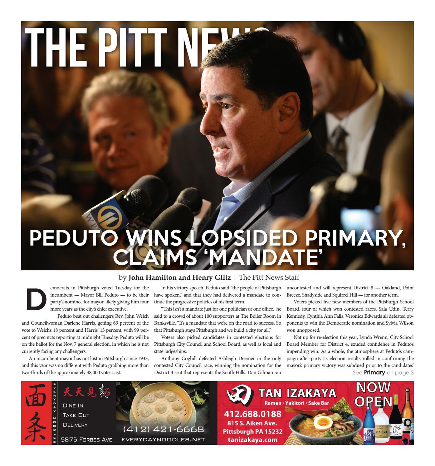 9f15f4fe1 5-17-17 by The Pitt News - issuu