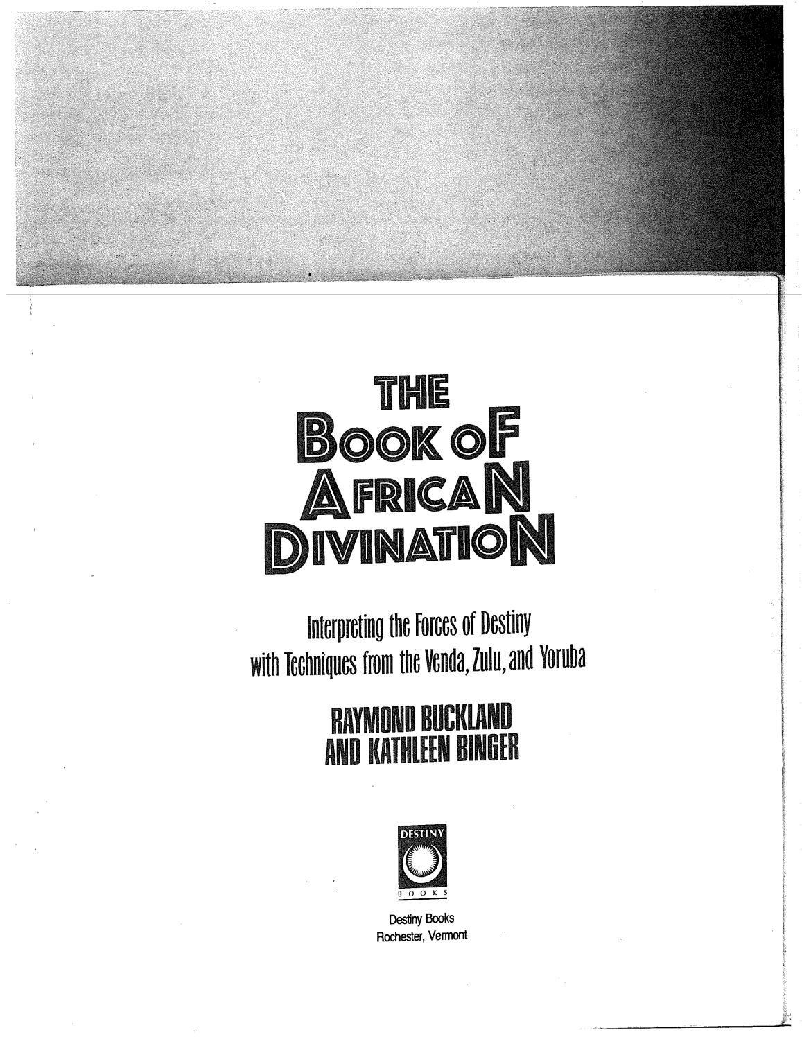Book of african divination by star issuu biocorpaavc