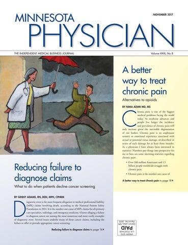 Minnesota physician November 2017