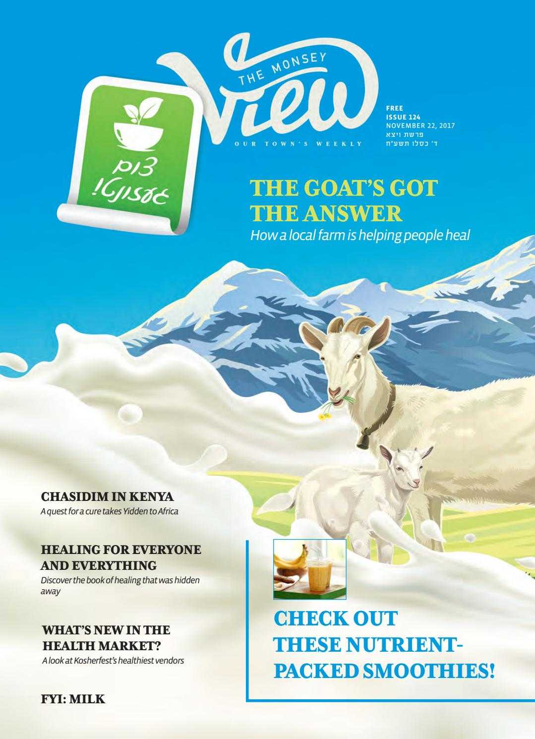 Issue 124 by The Monsey View - issuu