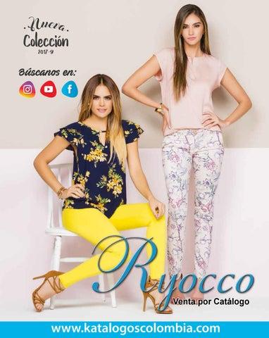 c56942d058 Ryocco 2017 - 9 by Katálogos Colombia - issuu
