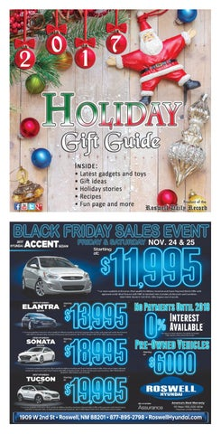 8f4e583da2707 2017 gift guide thu 11 23 by Roswell Daily Record - issuu