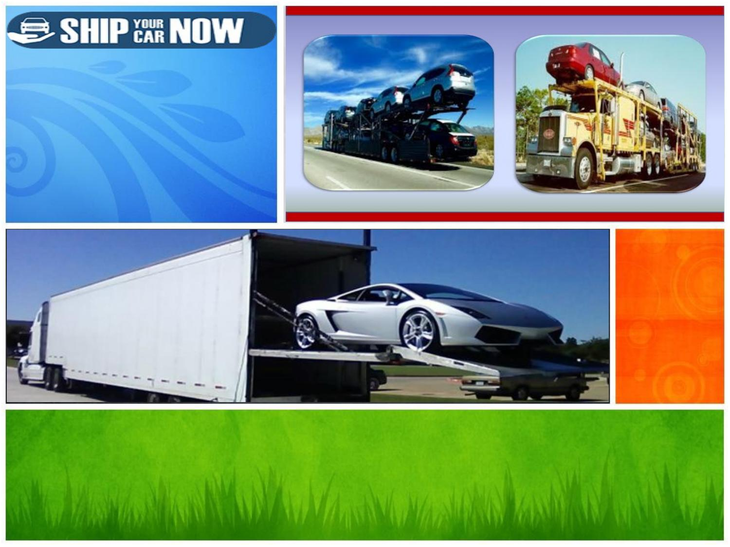 Ship My Car >> The Best Transportation Of Ship My Car By Ship Your Car Now