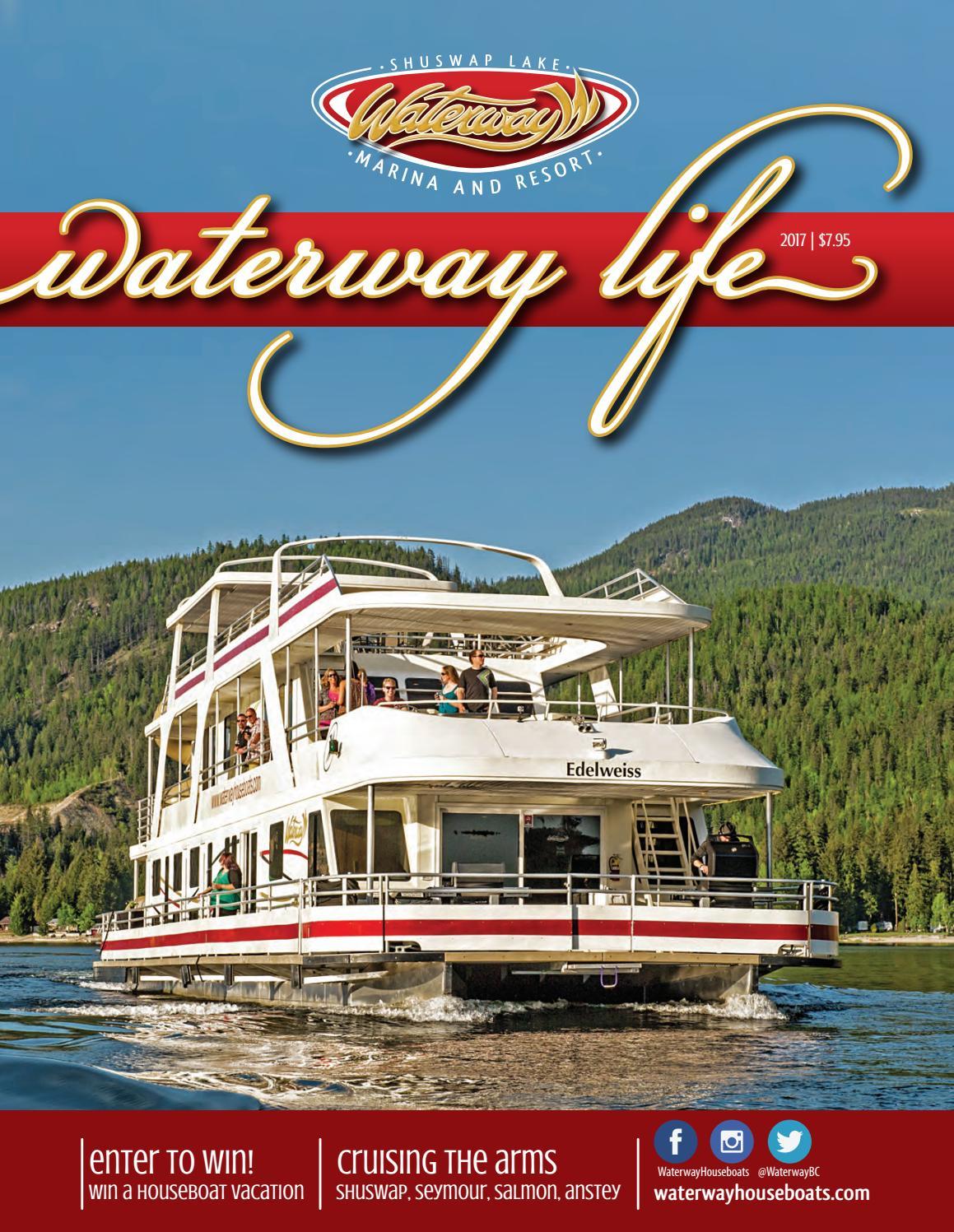 Waterway Life 2017 by Waterway Houseboats - issuu