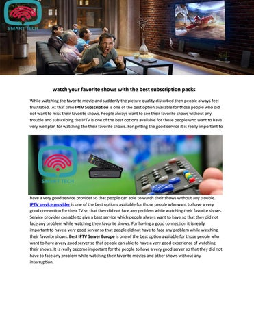 Vda group offers iptv system that can be remotely managed using the