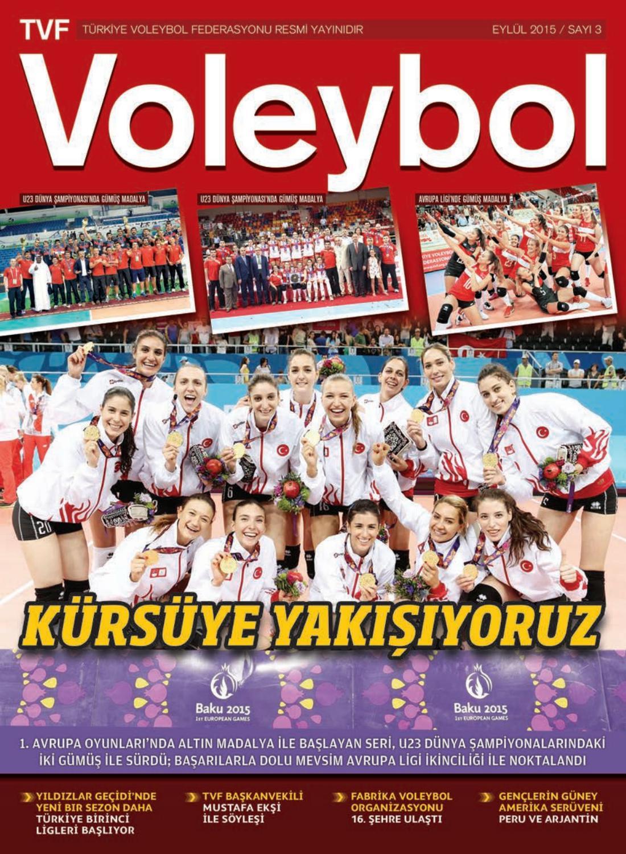 805039153aa4a Voleybol3 by Türkiye Voleybol Federasyonu - issuu