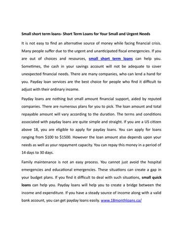 Cash loans benoni image 7