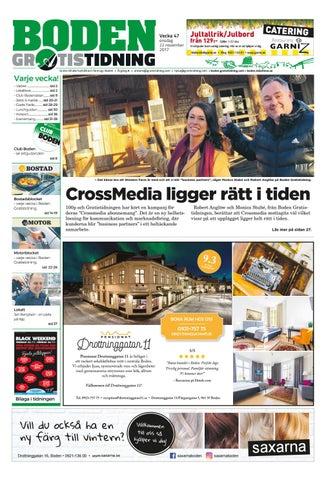 Boden Gratistidning by Svenska Civildatalogerna AB - issuu 31c69f58ad106