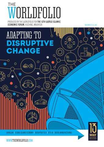 ADAPTING TO DISRUPTIVE CHANGE by The Worldfolio - issuu