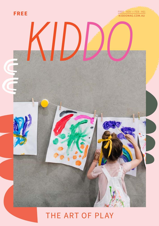 Kiddo Mag Issue 1 By Kiddo Mag Issuu