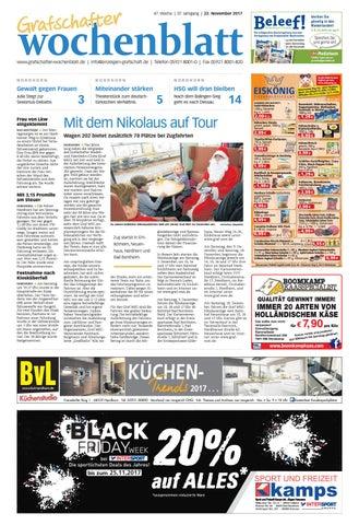 Grafschafter Wochenblatt 22 11 2017 By Sonntagszeitung Issuu