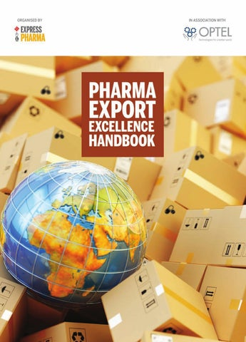 Pharma Export Excellence Handbook by Indian Express - issuu