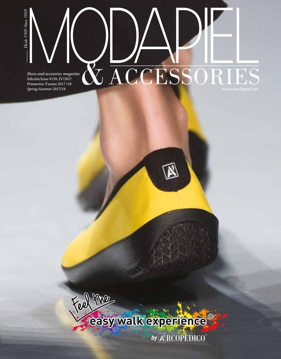 ac62f218443 Modapiel & Accessories 139 Shoes and accessories magazine by Prensa Técnica  S.L. - issuu