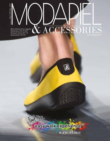 more photos 3bffc e0e2d Desde 1969 Since 1969 Shoes and accesories magazine Ediciรณn Issue  139,  IV 2017 Primavera-Verano 2017  18 Spring-Summer 2017 18
