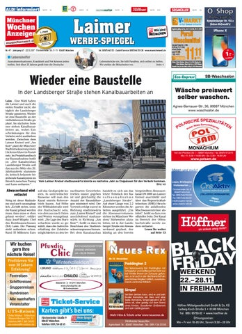 KW 47 2017 By Wochenanzeiger Medien GmbH   Issuu