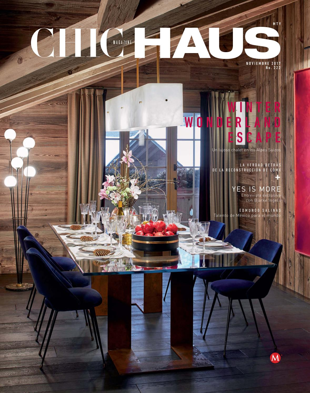 Chic Haus Monterrey, núm. 222, nov/2017 by Milenio Diario Monterrey ...