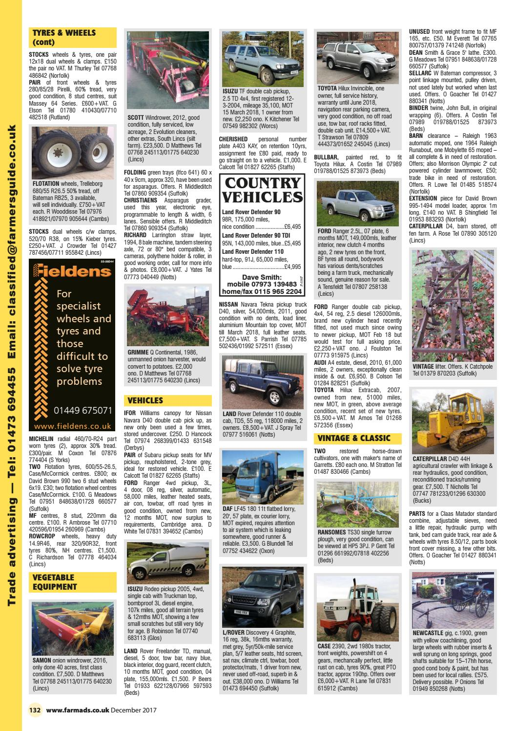 Farmers Guide December 2017 by Farmers Guide - issuu