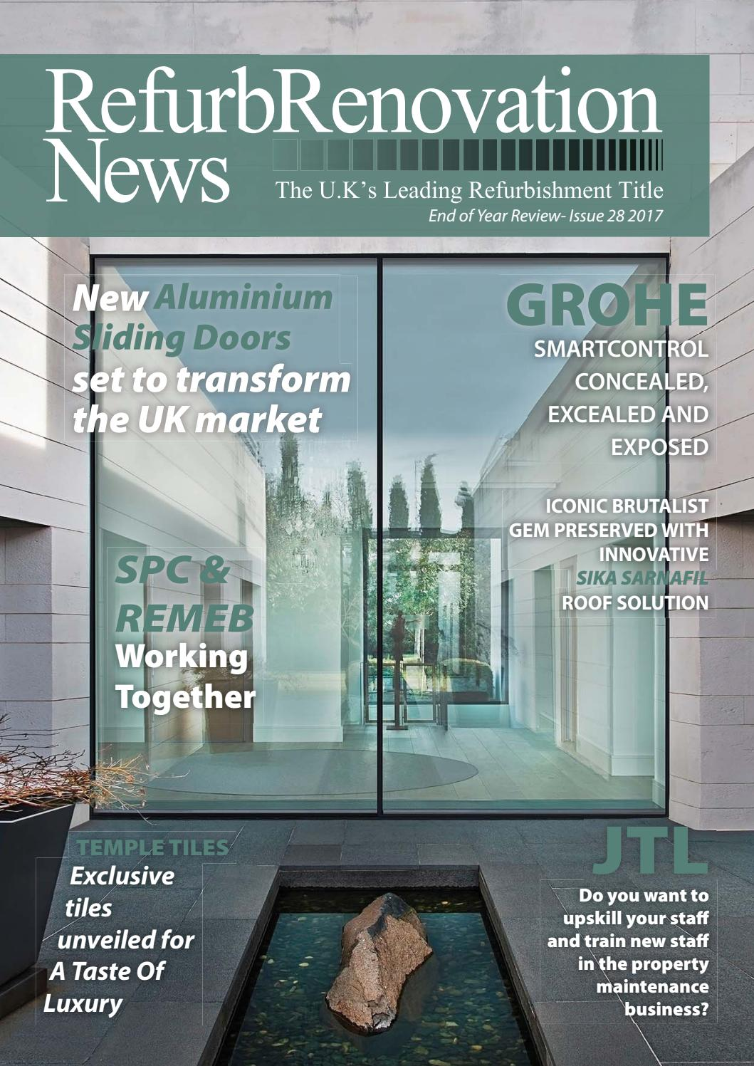 Refurb Renovation News Issue 28 End Of Year Review 2017 By