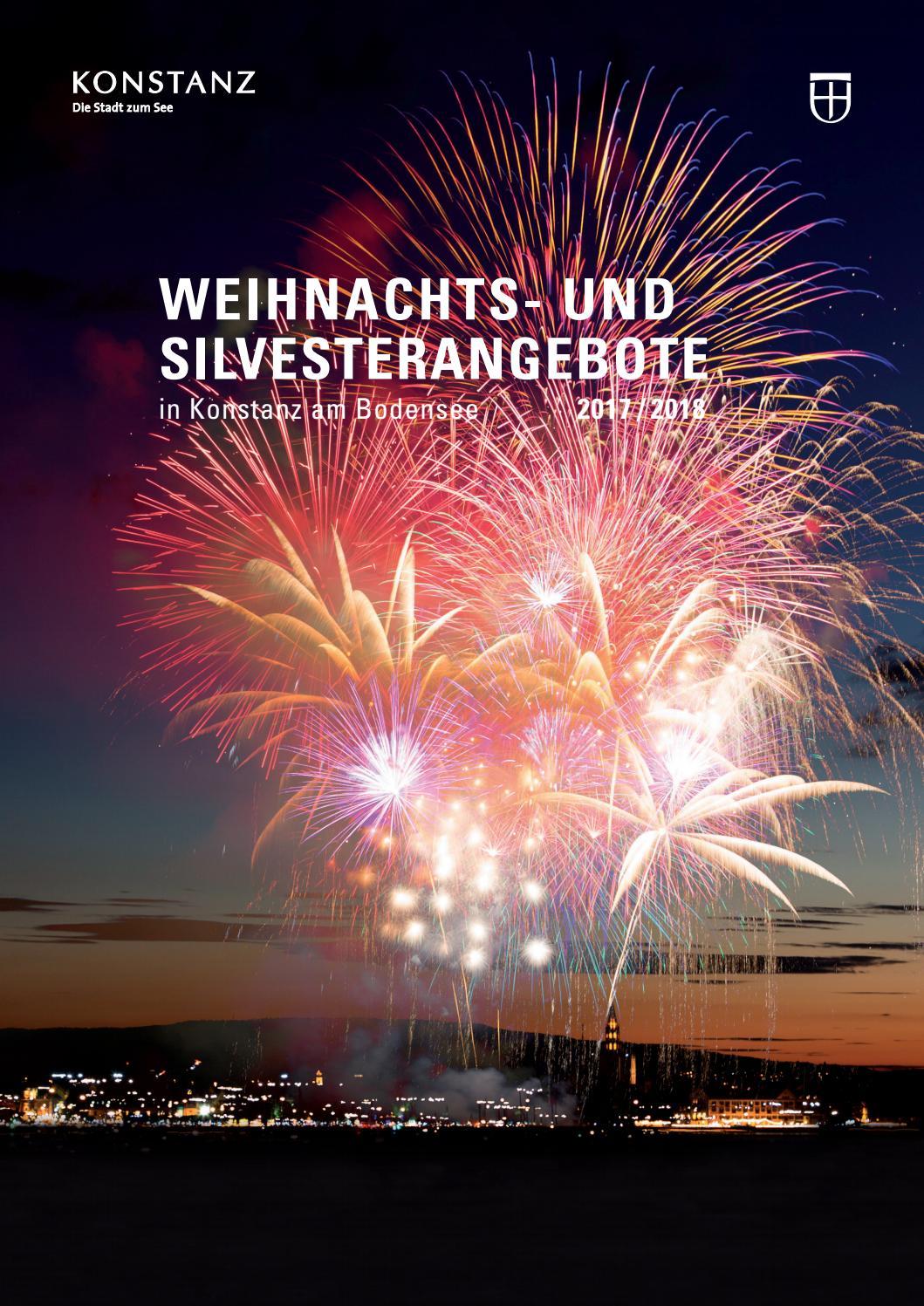 Silvesterangebote Bodensee