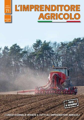 L Imprenditore Agricolo - Novembre 2017 by L Imprenditore Agricolo ... d679ac76580d