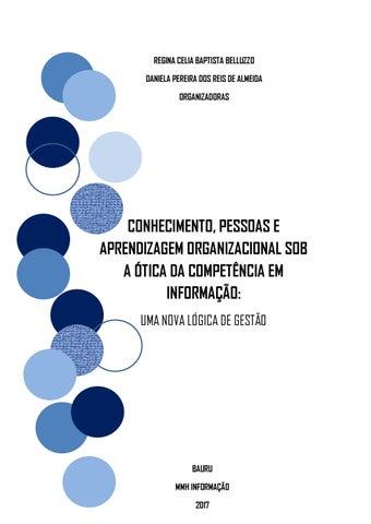 Conhecimento, pessoas e aprendizagem organizacional sob a ótica da ... 234756b3e0