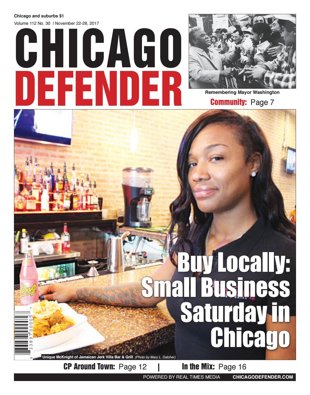 Chicago defender 11 22 17 by ChiDefender - issuu 06762c5ef