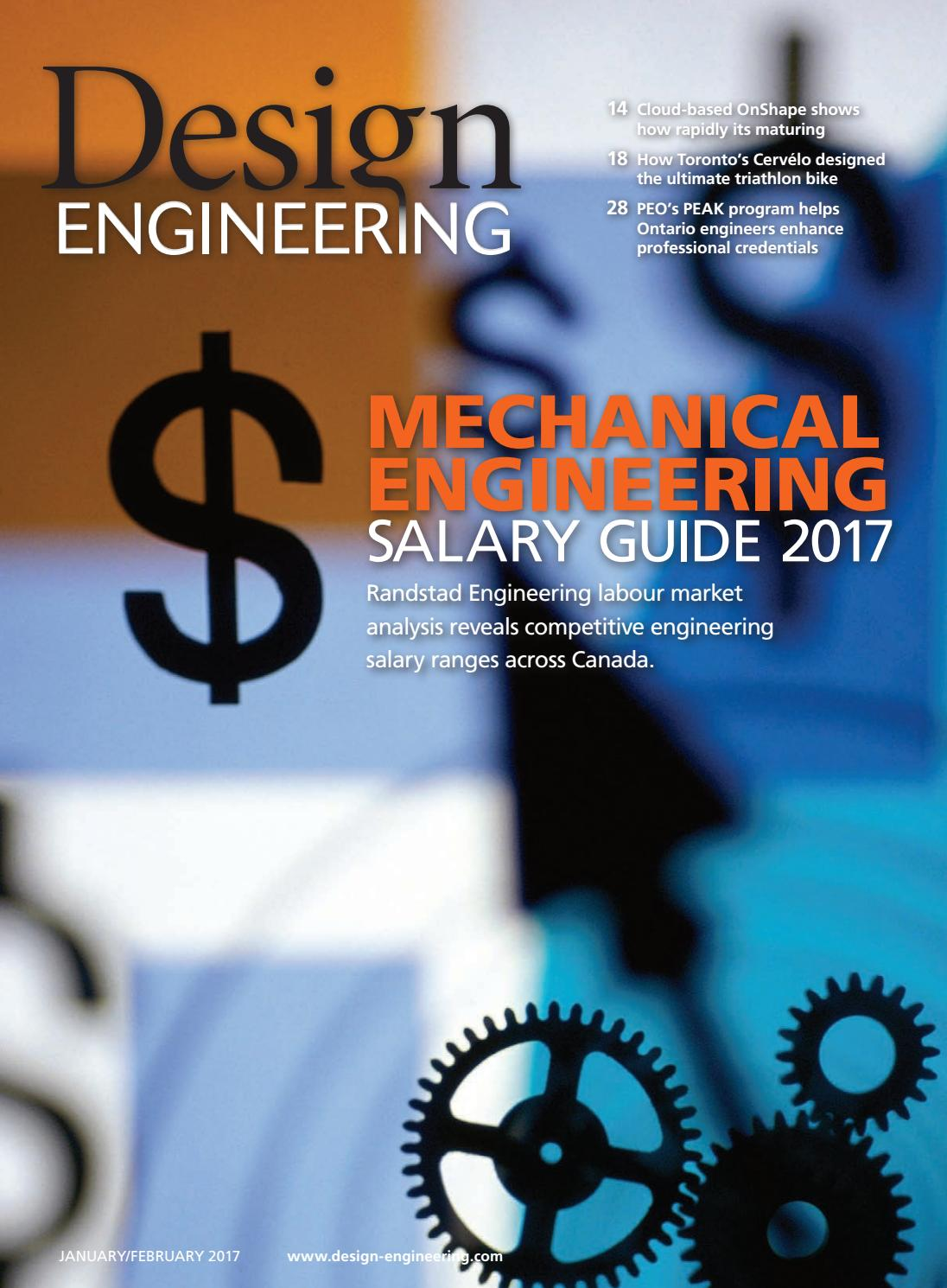 Design Engineering JanuaryFebruary 2017 by Annex Newcom